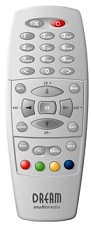 DreamBox Remote Control for Dreambox 7020, 7020s, 7025